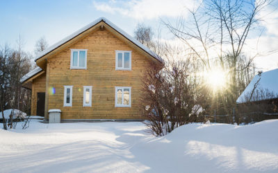 How to winterize your vacation home: A step-by-step checklist.