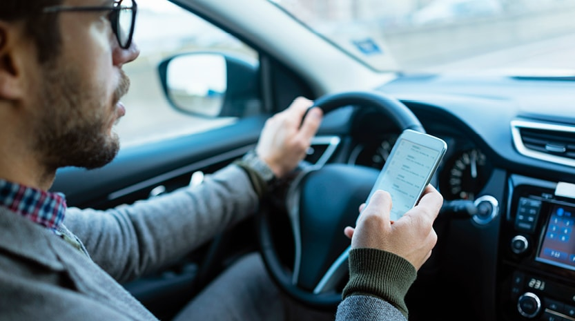 8 ways to avoid distracted driving.