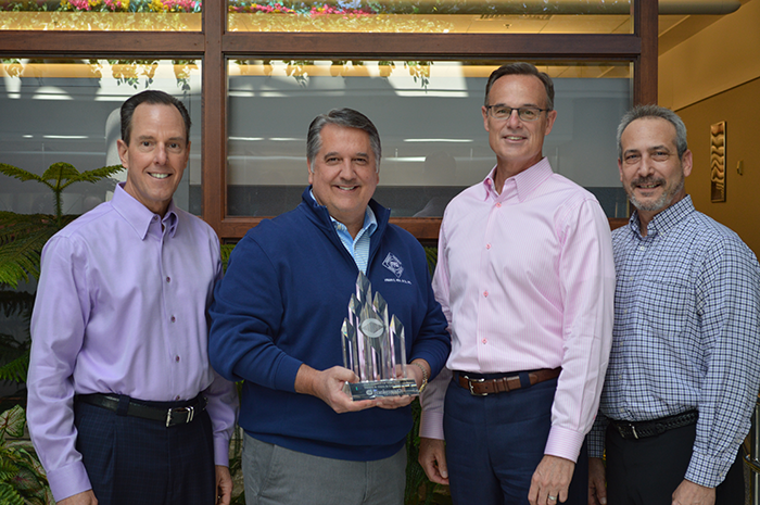 Frank E. Neal & Co. Earns Agency of the Year Award for the Second Year in a Row.