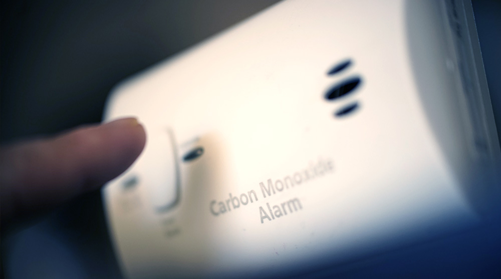 4 steps to prevent carbon monoxide poisoning.